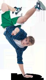 Teen Street Dancing