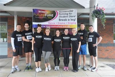 Razzamataz Group Charity Marathon for Future Fund