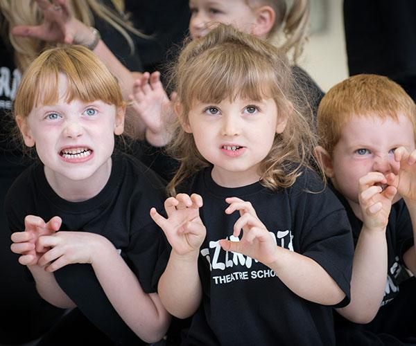 Children's Acting Lesson
