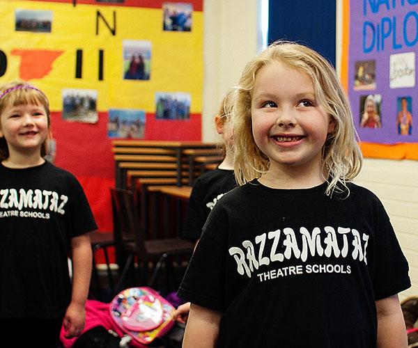 Razzamataz Children in Class