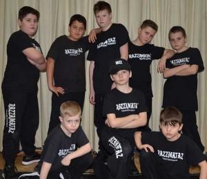 The boys crew