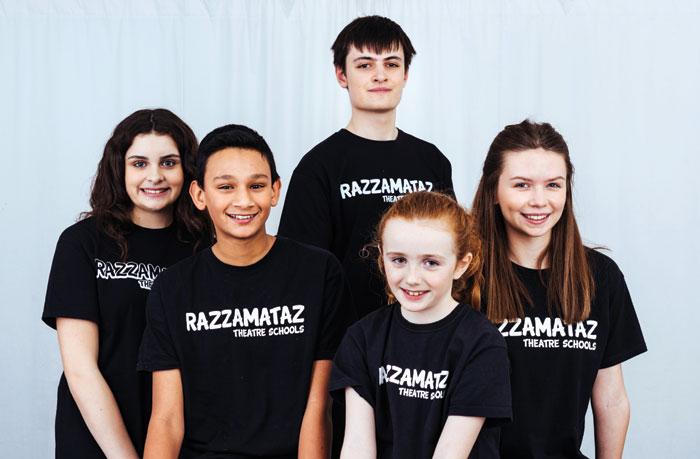 Razzamataz potential - School Scholarship