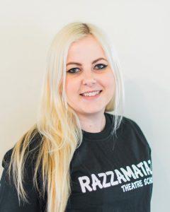 Chloe Lee, Principal of Razzamataz Chester