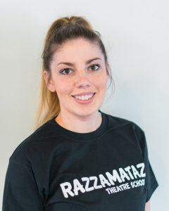 Kirsty Reid, Principal of Razzamataz Ayr