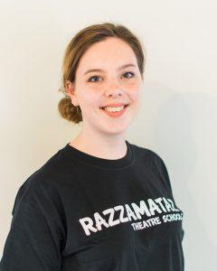 Sophie Atkins, Principal of Razzamataz Wimbledon