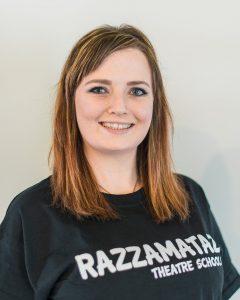 Kayleigh Redford, Principal of Razzamataz Newcastle