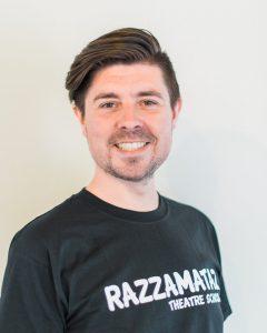 Marc Berridge, Principal of Razzamataz Hackney