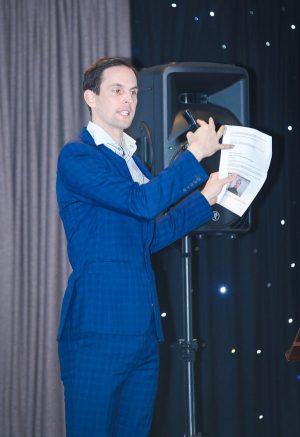 Michael Berkin from Marketing for Dance Schools