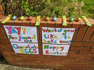 Durham Easter Egg's