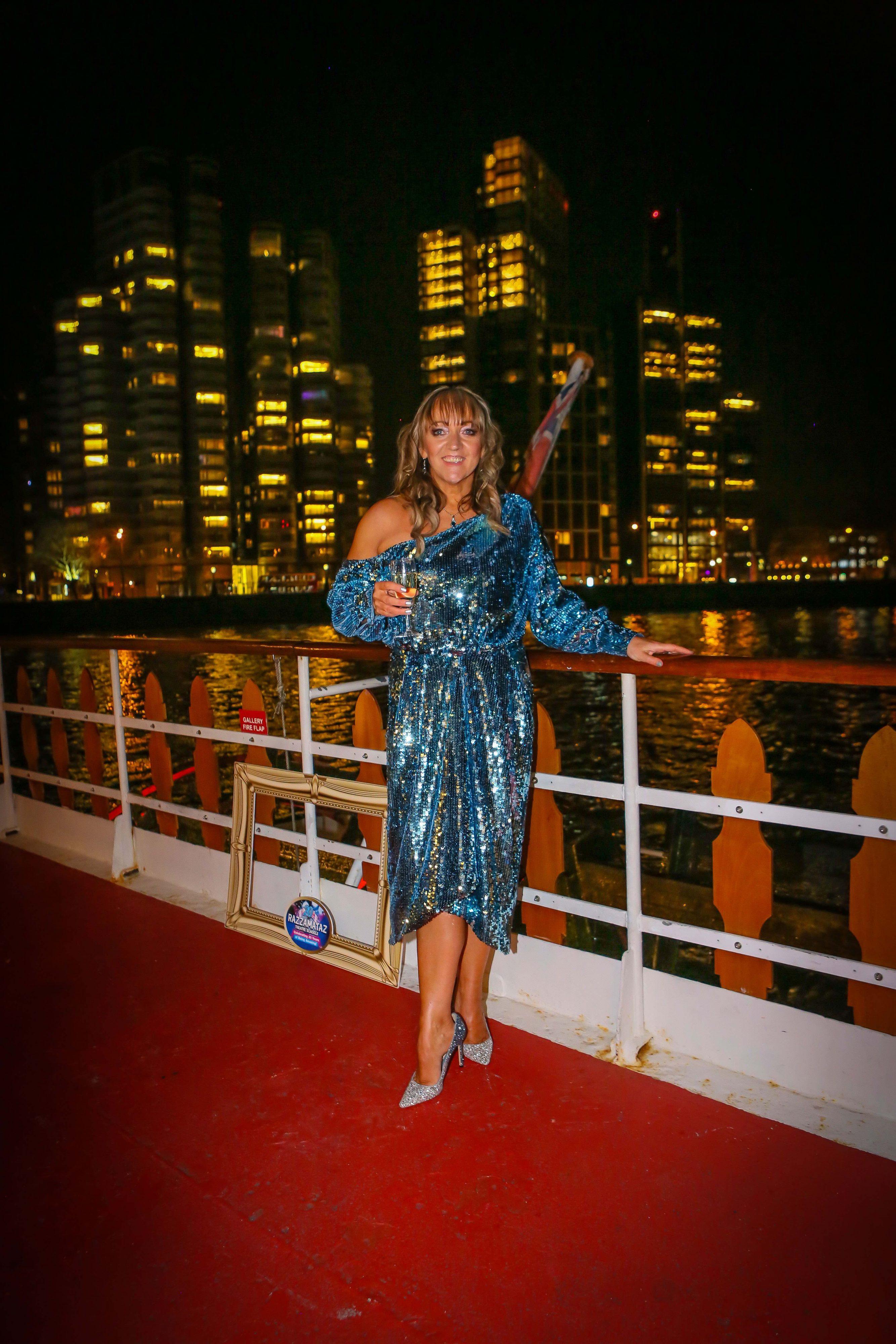 Denise Hutton Gosney - Winner of the Lifetime Achievement Award