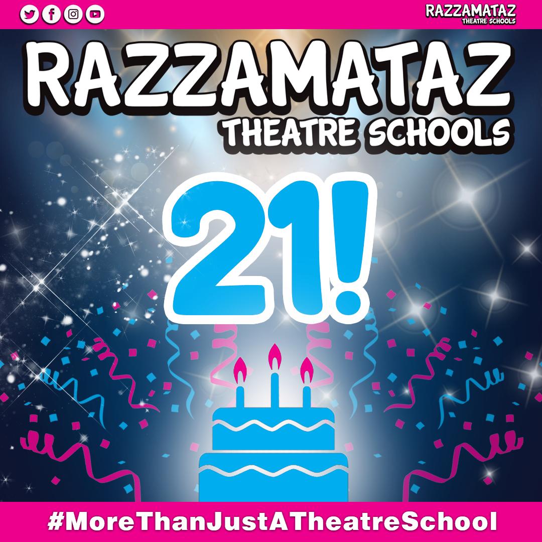 Razzamataz celebrates 21 years!