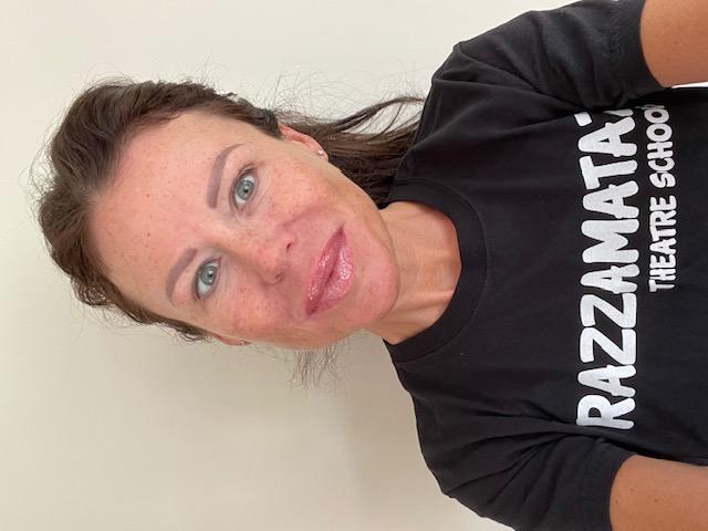Kate Ward Razzamataz Southend